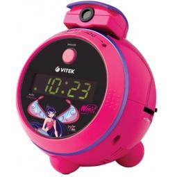 Купить Радиочасы Vitek VT-WX-4052 MS