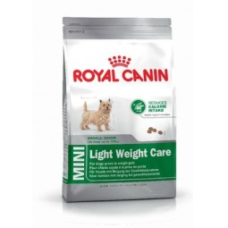 фото Корм сухой для собак мелких пород Royal Canin Mini Light Weight Care