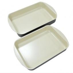 фото Набор противней Delimano Ceramica Roaster Set
