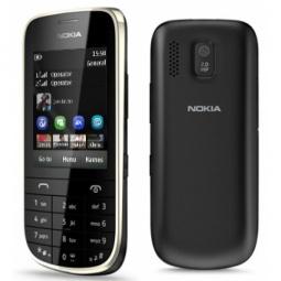фото Мобильный телефон Nokia 202 Asha. Цвет: черный