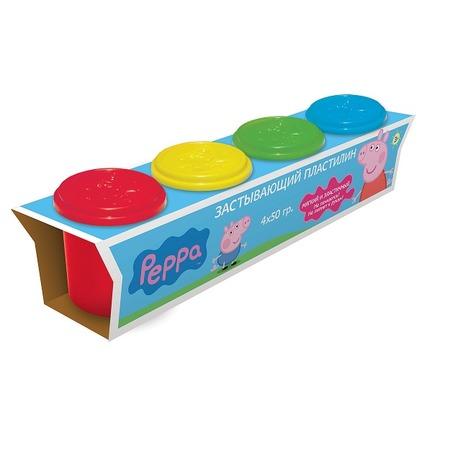 Купить Набор пластилина Росмэн 28535 «Peppa Pig»
