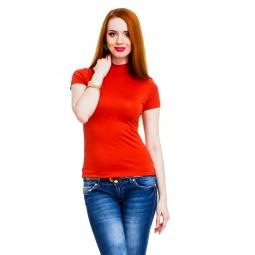 фото Водолазка Mondigo 037. Цвет: терракотовый. Размер одежды: 46