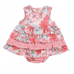 фото Платье с трусиками Angel Dear Savannah. Рост: 80-86 см