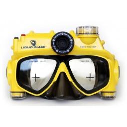 Купить Маска для дайвинга Liquid Image Explorer Series 8.0 MP 304 с видеокамерой