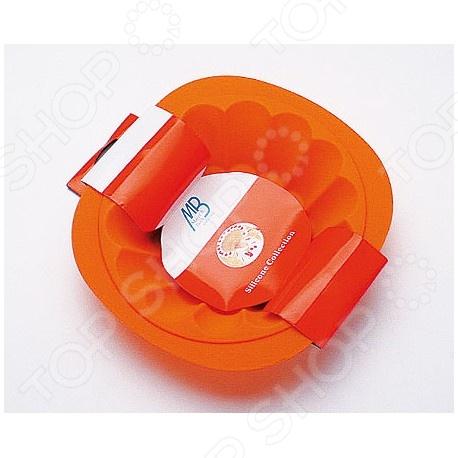 Форма для выпечки Mayer&amp;amp;Boch MB-4398Силиконовые формы для выпечки и запекания<br>Форма для выпечки Mayer Boch MB-4398 это отличная форма для выпекания коржей и хлеба, которая сделана из пищевого силикона. Посуда идеально подходит для выпекания различной выпечки, ведь форма предотвращает тесто от вытекания , при этом, предоставляя возможность с легкостью извлечь готовую выпечку в предполагаемую тару для подачи на стол. Пищевой силикон абсолютно безопасен и не вступает в реакцию с продуктами, а так же не влияет на запах и вкус готового изделия. Можно мыть в посудомоечной машинке, ведь силикон легко выдерживает температуру до 230 градусов во время приготовления.<br>