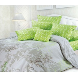 фото Комплект постельного белья Романтика «Милена». 2-спальный