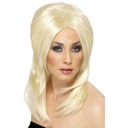 фото Парик карнавальный Феникс-Презент 31220 «Блонд»