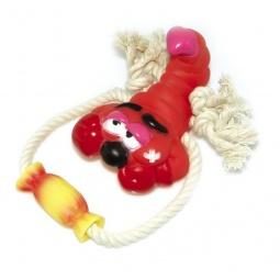 фото Игрушка для собак DEZZIE «Краб»