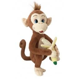 фото Мягкая игрушка Fluffy Family «Обезьянка Лакомка Микки»