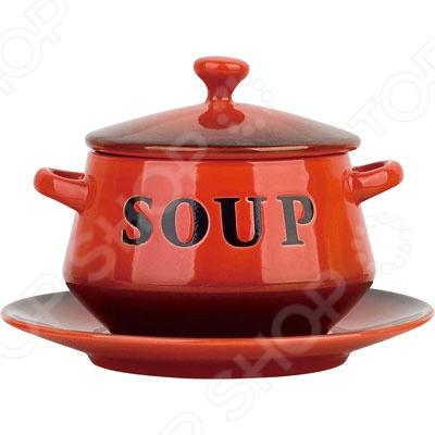 Горшочек Bekker BK-7303 супницы bekker горшочек для супа 425 мл