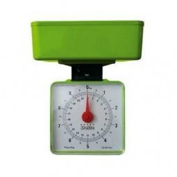 фото Весы кухонные Delta КСА-005. Цвет: зеленый