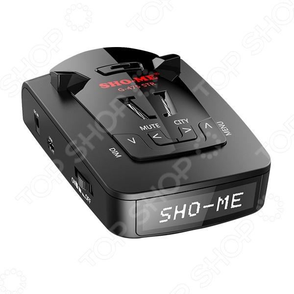 Радар-детектор Sho-Me G-475 STR Sho-Me - артикул: 693488