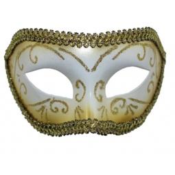 фото Полумаска карнавальная Феникс-Презент «Театр» 34647