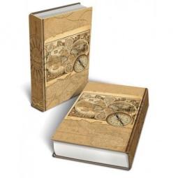 фото Книга-шкатулка Феникс-Презент «Компас»