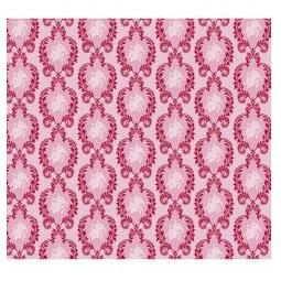фото Отрез ткани Tilda Винтажный орнамент. Цвет: розовый