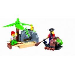 фото Конструктор игровой Brick «Пираты» 1717077