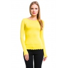 Фото Кофта Mondigo 1470. Цвет: желтый. Размер одежды: 44