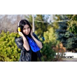фото Гарнитура Cosonic CD-668MV. Цвет: желтый