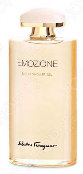 фото Гель для ванны и душа Salvatore Ferragamo Emozione, Гели для душа