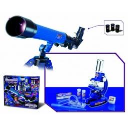 Купить Набор обучающий Eastcolight «Телескоп и микроскоп»