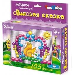 Купить Мозаика Toys Union «Лиловая сказка»
