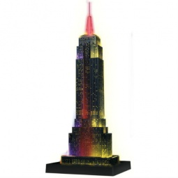 фото Пазл 3D с подсветкой Ravensburger «Empire State Building Night Edition»