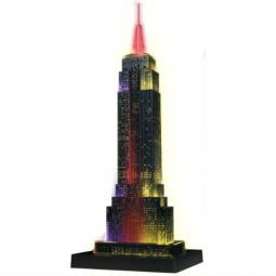 фото Пазл 3D с подсветкой Ravensburger «Empire State Building Night Edition»