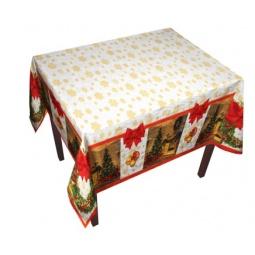 Купить Скатерть «Рождество у камина»