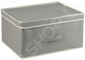 Короб с крышкой White Fox WHHH10-343 Standart короб архивный esselte standart 128910 картон с крышкой