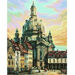 фото Набор для рисования по номерам Schipper «Дрезден»
