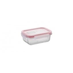 фото Контейнер для продуктов прямоугольный Glass Tescoma Freshbox. Объем: 400 мл. Размер: 110х55х150 мм