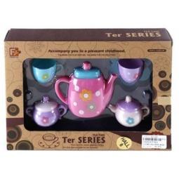 фото Игровой набор для девочки Shantou Gepai «Чаепитие» F7601