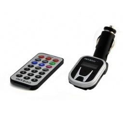 Купить FM-трансмиттер с пультом ДУ Intego FM-101