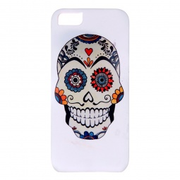 фото Чехол для iPhone 5 Mitya Veselkov «Мексиканский череп»