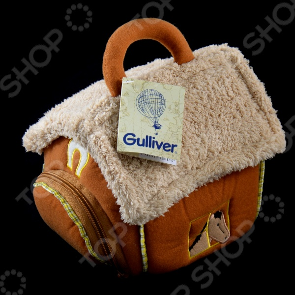 Мягкая игрушка Gulliver