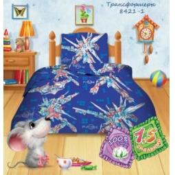 Купить Детский комплект постельного белья Кошки-Мышки Трансформеры