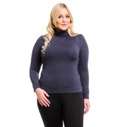 фото Водолазка Mondigo XL 146. Цвет: темно-серый. Размер одежды: 50