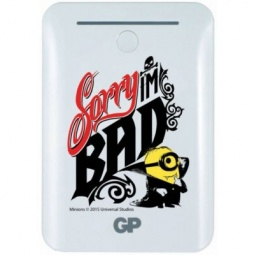фото Аккумулятор внешний GP GL301WE Minions Sorry
