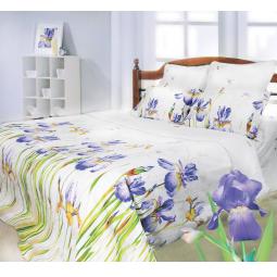 фото Комплект постельного белья Сова и Жаворонок «Летнее утро». Евро