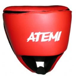 фото Шлем боксерский ATEMI PH-401 красный