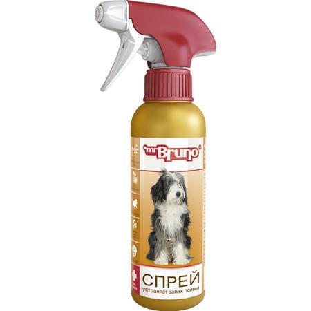 Купить Спрей ликвидатор запаха собак Mr.Bruno 37834