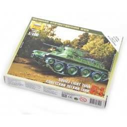 Купить Сборная модель Звезда советский танк БТ-5