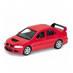 Купить Модель машины 1:34-39 Welly Mitsubishi Lancer Evolution VIII. В ассортименте