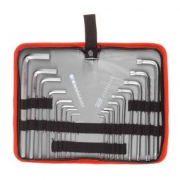 фото Набор ключей имбусовых длинных Зубр «Мастер» 27463-H18