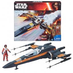 фото Набор игровой для мальчика Hasbro «Космический корабль Звездных войн Класс III»