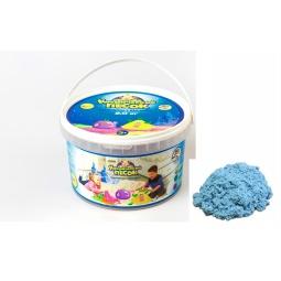 фото Песок кинетический Космический песок Т58511. Цвет: голубой