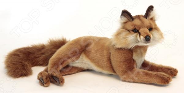 Zakazat.ru: Мягкая игрушка Hansa «Красная лиса лежащая»