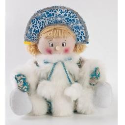 фото Игрушка новогодняя Новогодняя сказка «Снегурочка-конфетница» 971979
