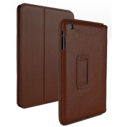 фото Чехол для Google Nexus 7 Yoobao Executive Leather Case. Цвет: коричневый