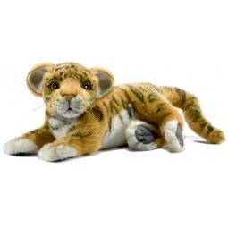 Купить Мягкая игрушка Hansa «Тигренок лежащий»